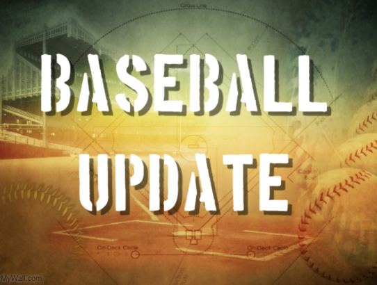 JH Baseball Announcement